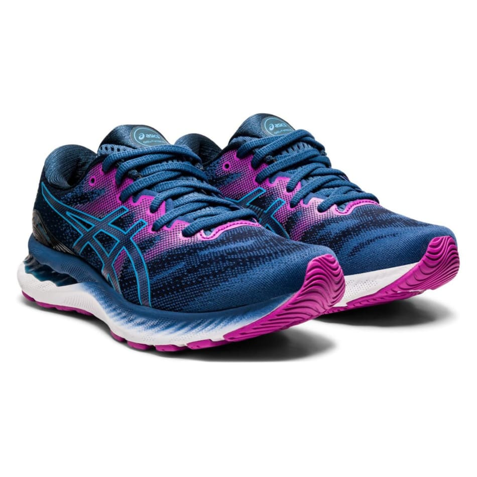 Asics Women's Gel-Nimbus 23 Road Running Shoes, product, variation 8