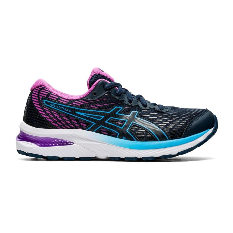 Asics Jnr Gel-Cumulus 22 Girls Running Shoe, product, variation 1