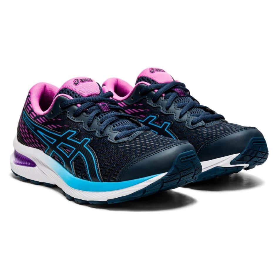 Asics Jnr Gel-Cumulus 22 Girls Running Shoe, product, variation 7
