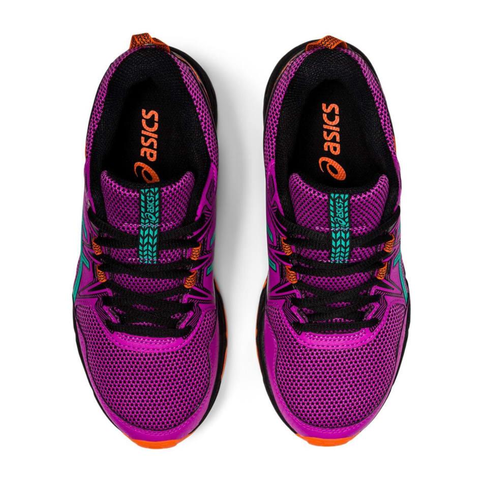 Asics Jnr Gel-Venture 8 GS Girls Off-Road Shoe, product, variation 4