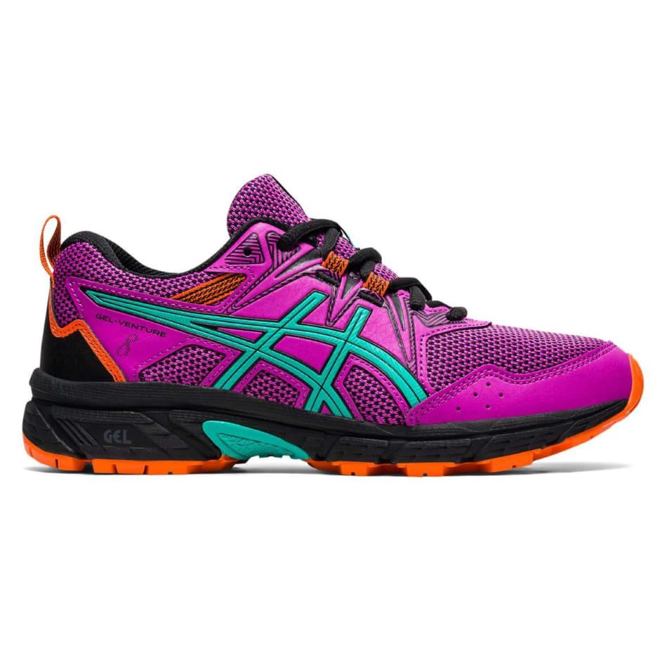 Asics Jnr Gel-Venture 8 GS Girls Off-Road Shoe, product, variation 2