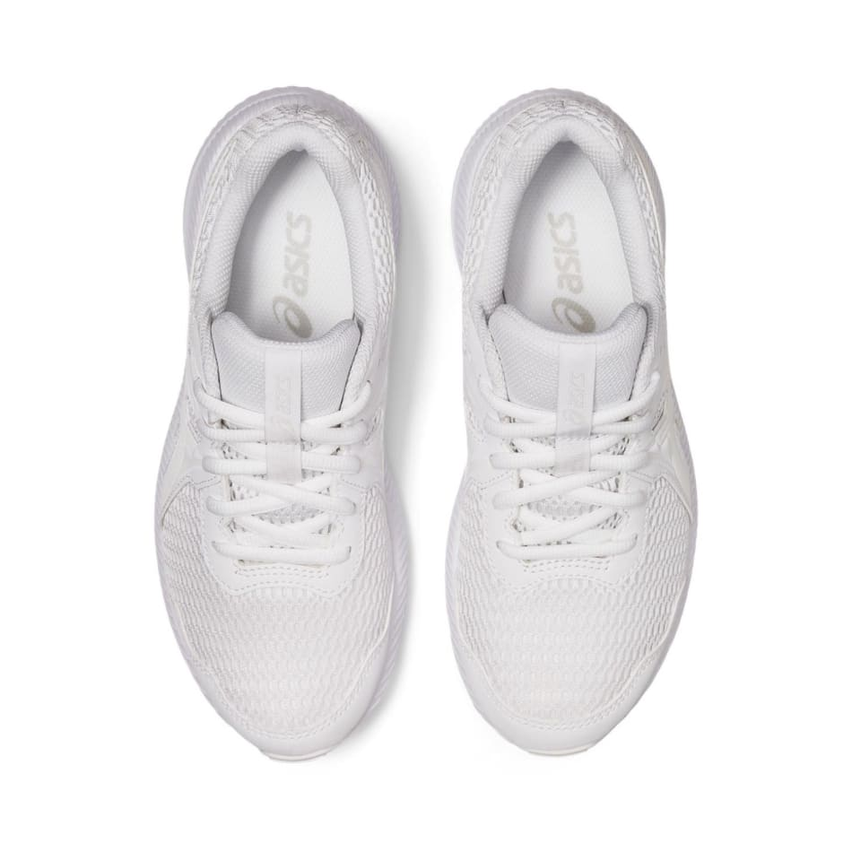 Asics Junior Gel-Contend Gs White Running Shoes, product, variation 4