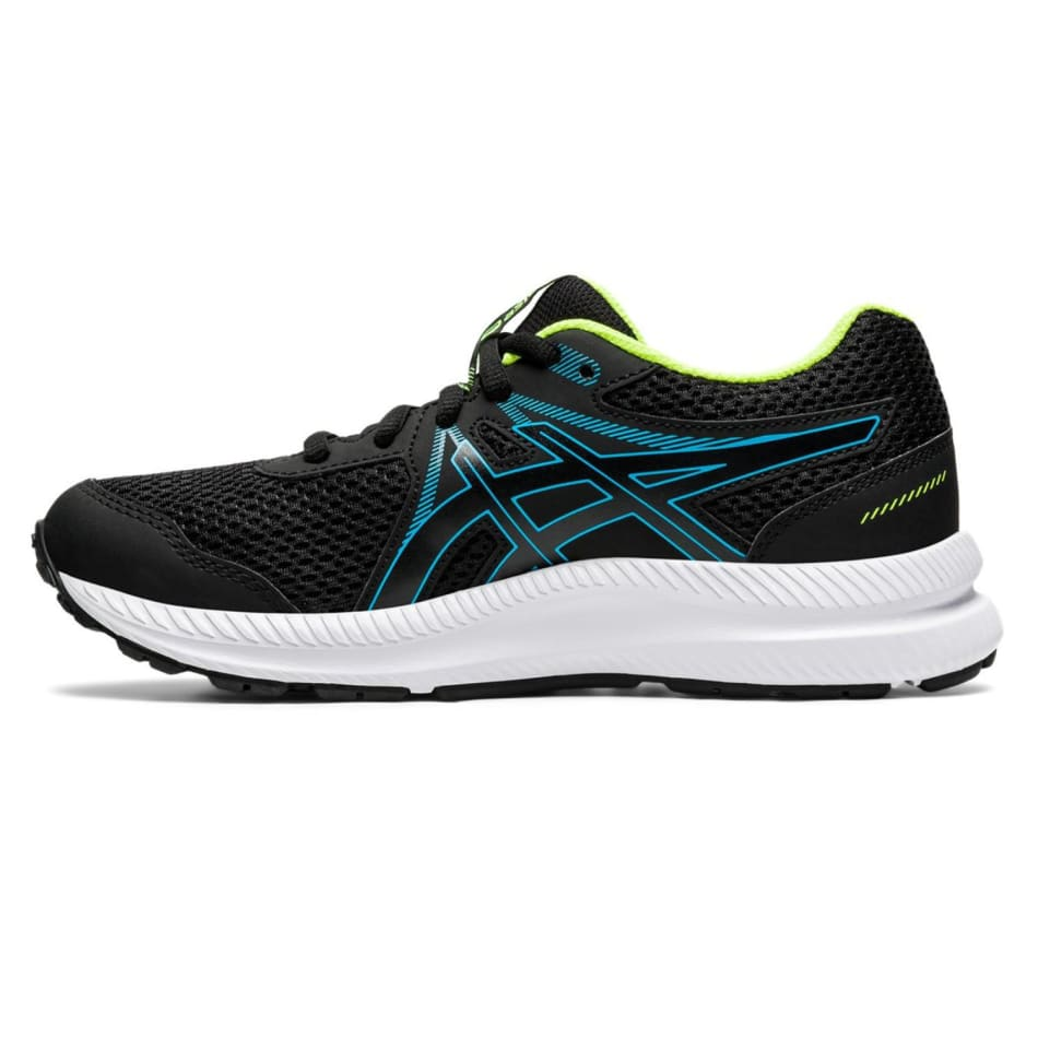 Asics Junior Contend 7 GS Boys Running Shoes, product, variation 3