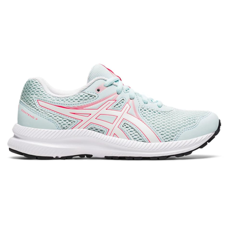 Asics Junior Contend 7 GS Girls Running Shoes, product, variation 1