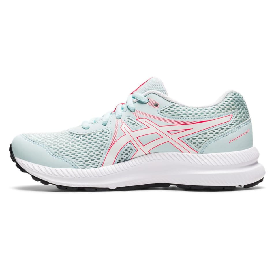 Asics Junior Contend 7 GS Girls Running Shoes, product, variation 3