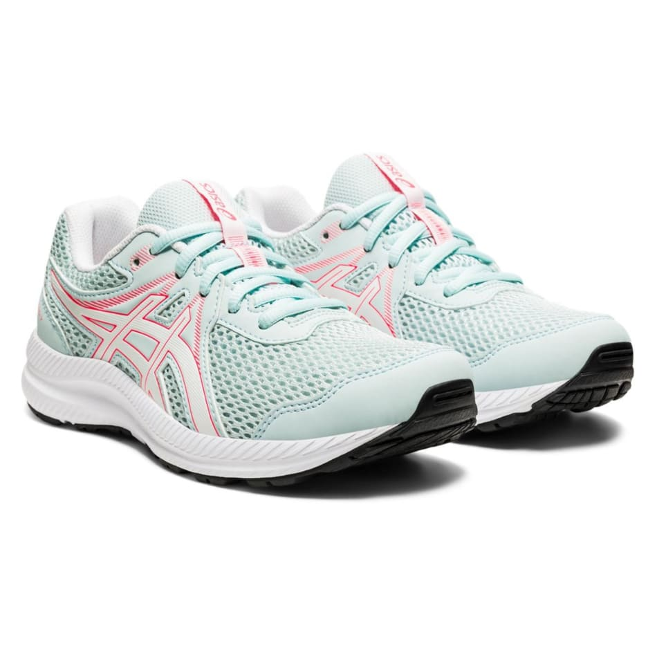 Asics Junior Contend 7 GS Girls Running Shoes, product, variation 6