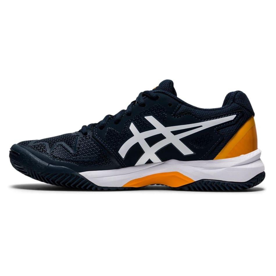 Asics Junior Gel-Resolution 8 GS Boys Tennis Shoes, product, variation 3