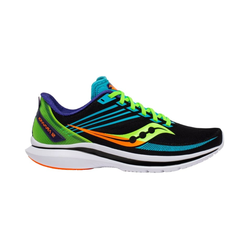 Saucony Men's Kinvara 12 Road Running Shoes, product, variation 1