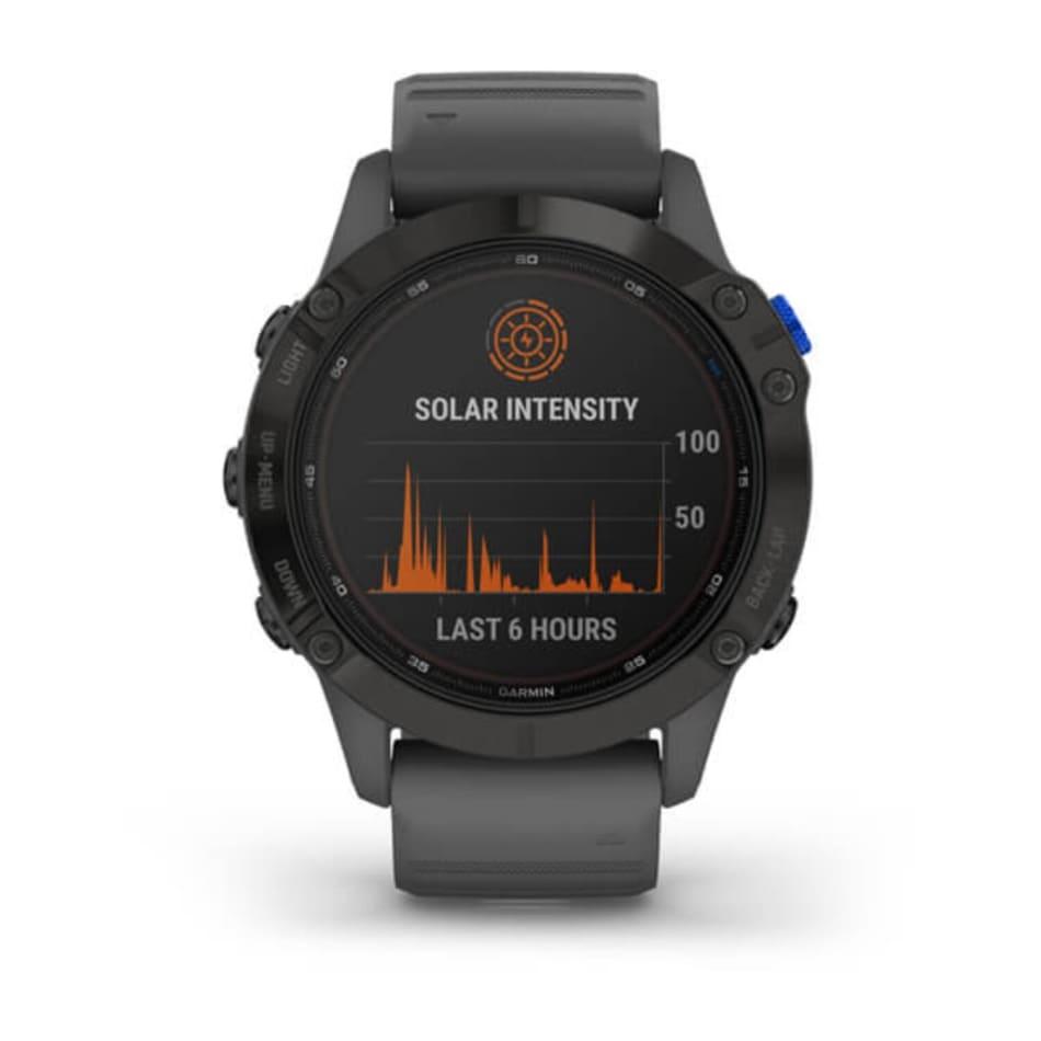 Garmin Fenix 6 Pro Solar Multisport GPS Watch, product, variation 3