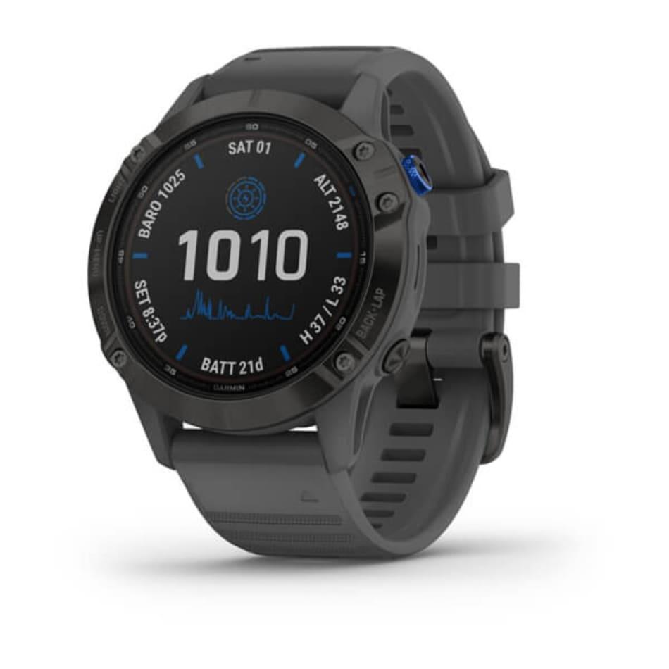 Garmin Fenix 6 Pro Solar Multisport GPS Watch, product, variation 5