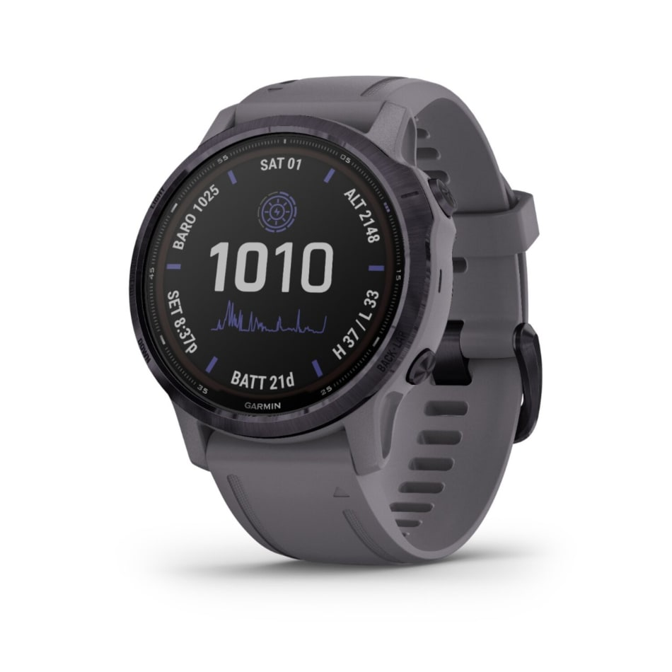 Garmin Fenix 6S Pro Solar Multisport GPS Watch, product, variation 4