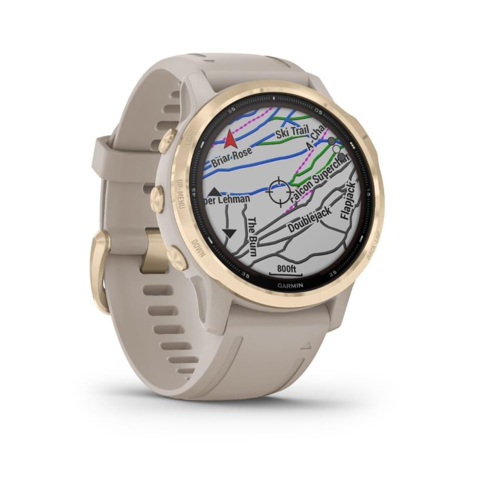 Garmin Fenix 6S Pro Solar Multisport GPS Watch, product, variation 2