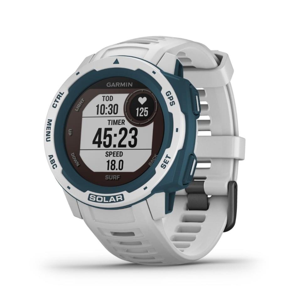 Garmin Instinct Solar Surf Outdoor GPS Watch, product, variation 1