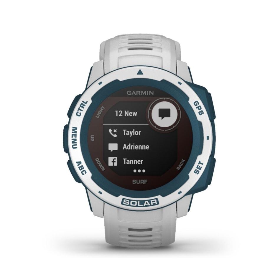 Garmin Instinct Solar Surf Outdoor GPS Watch, product, variation 8