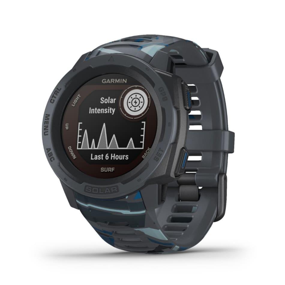Garmin Instinct Solar Surf Outdoor GPS Watch, product, variation 3