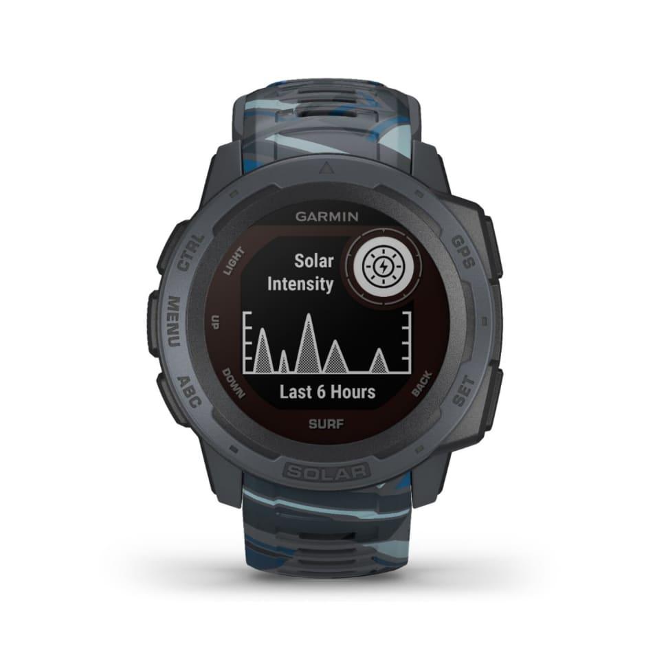 Garmin Instinct Solar Surf Outdoor GPS Watch, product, variation 4