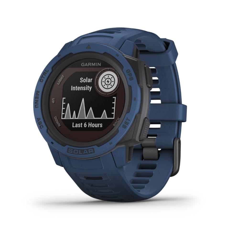 Garmin Instinct Solar Outdoor GPS Watch, product, variation 1