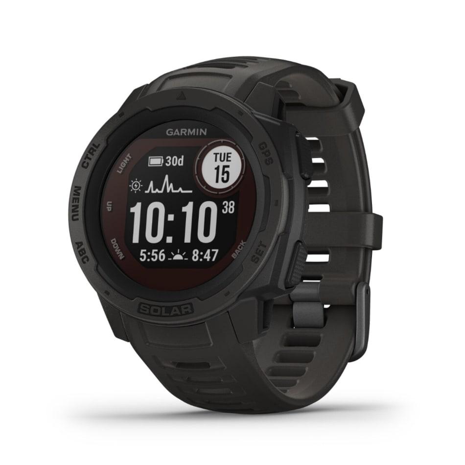 Garmin Instinct Solar Outdoor GPS Watch, product, variation 5