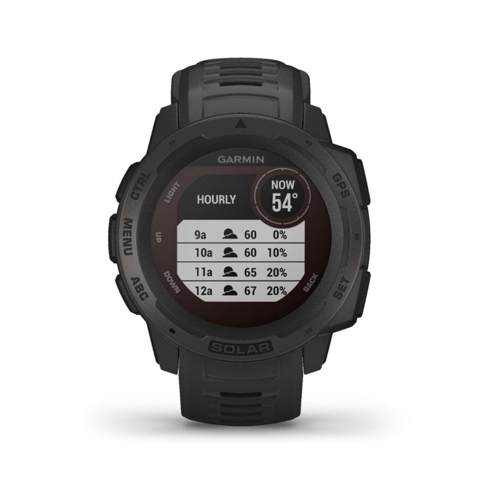 Garmin Instinct Solar Outdoor GPS Watch, product, variation 6