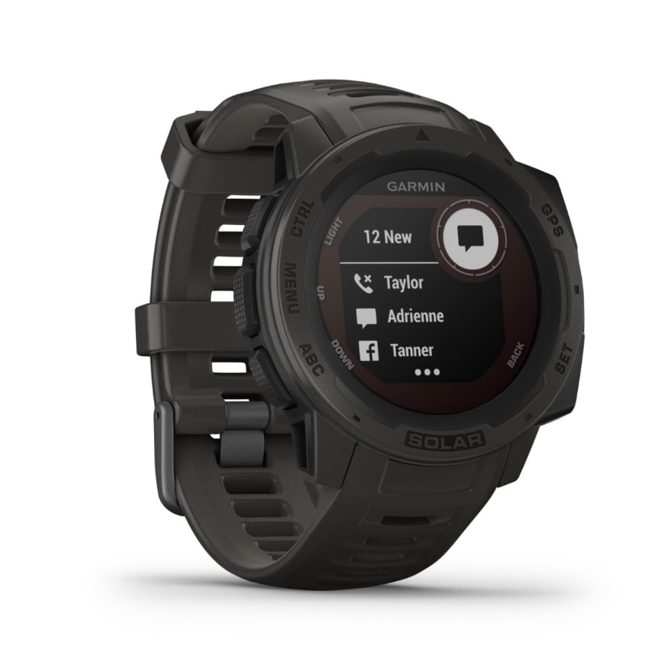 Garmin Instinct Solar Outdoor GPS Watch, product, variation 7