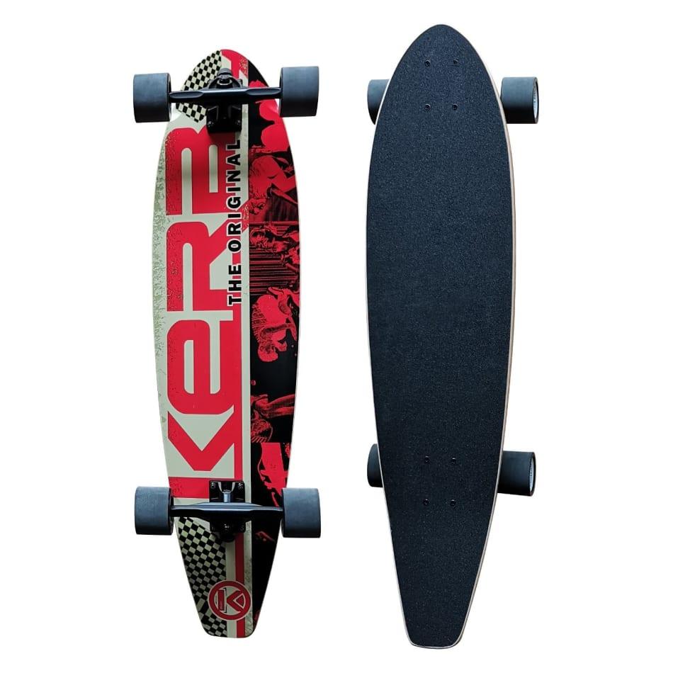 Kerb Kicktail Longboard, product, variation 1