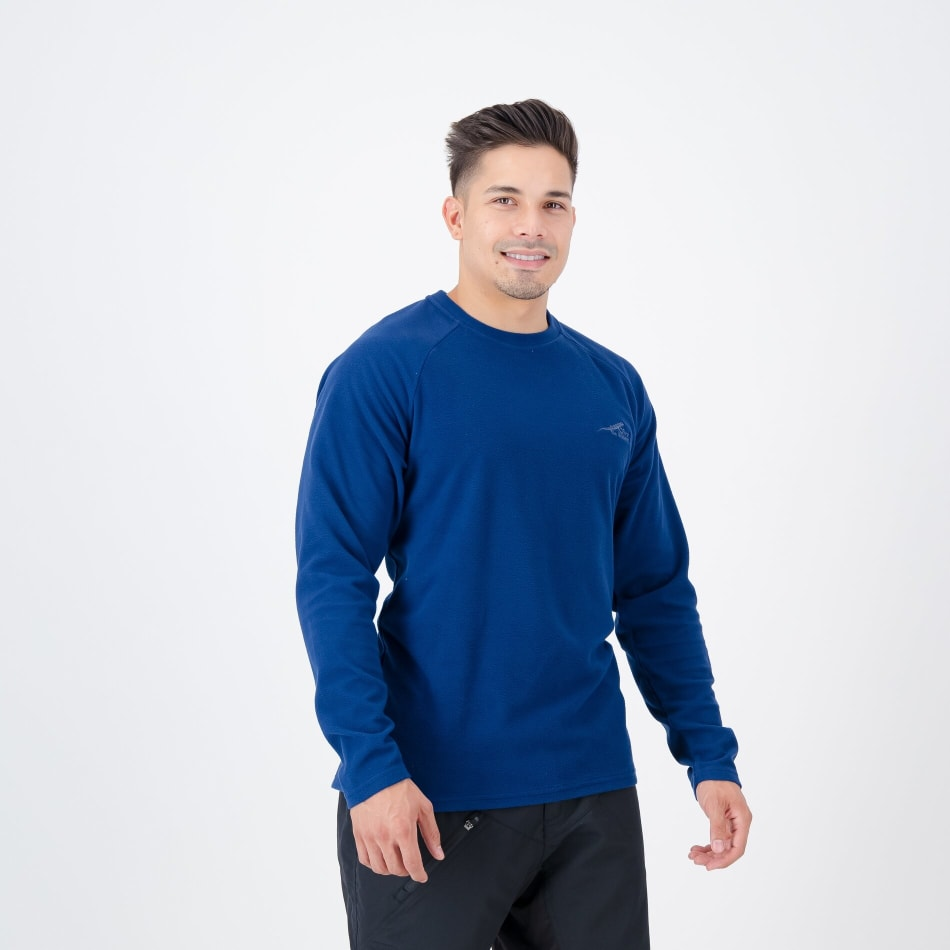 First Ascent Men's Core Fleece Pullover, product, variation 3