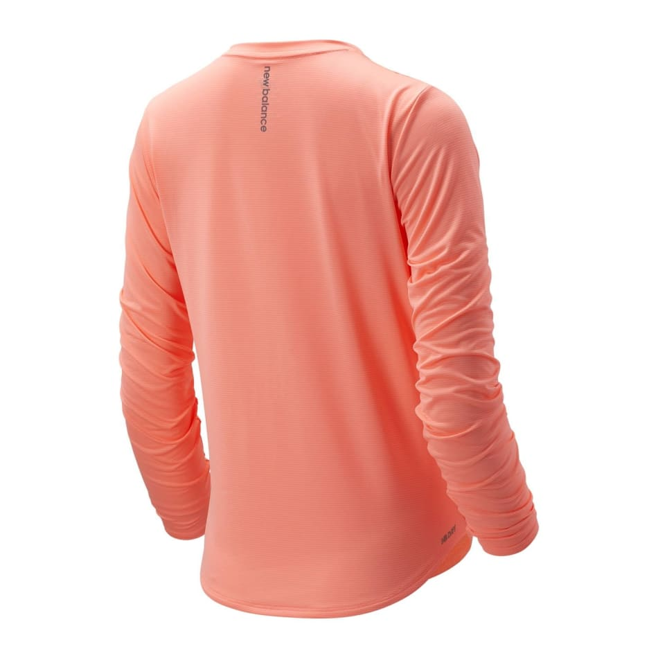 New Balance Women's Accelerate Run Long Sleeve, product, variation 2