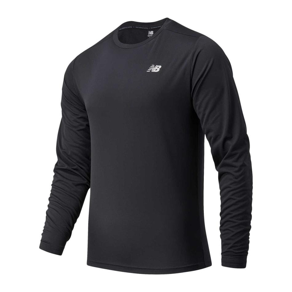 New Balance Men's Core Run Long Sleeve, product, variation 1