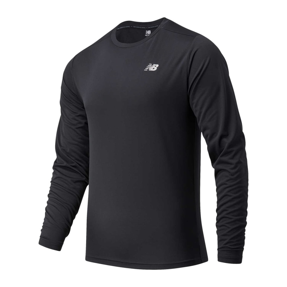 New Balance Men's Core Run Long Sleeve, product, variation 2
