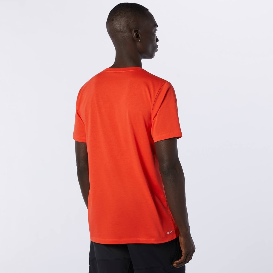 New Balance Men's Tenacity Short Sleeve Tee, product, variation 2