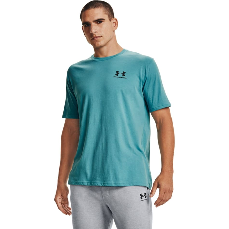 Under Armour Men's Sportstyle Left Chest Tee, product, variation 1