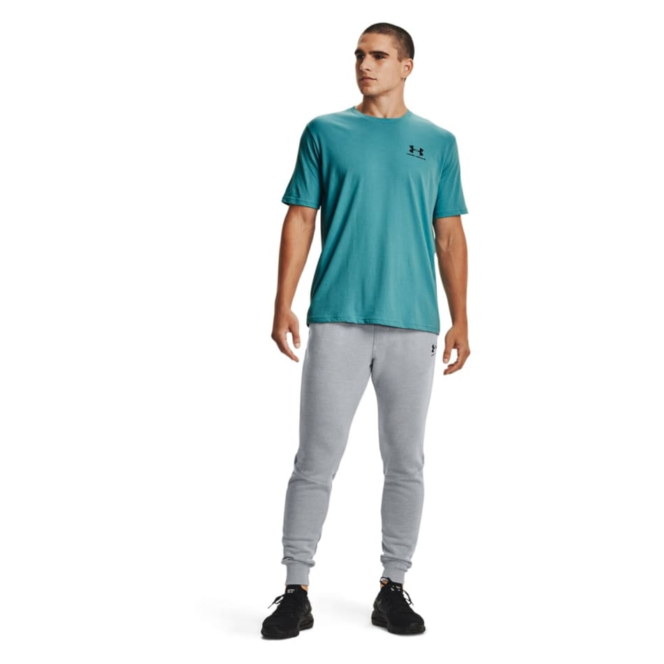 Under Armour Men's Sportstyle Left Chest Tee, product, variation 3