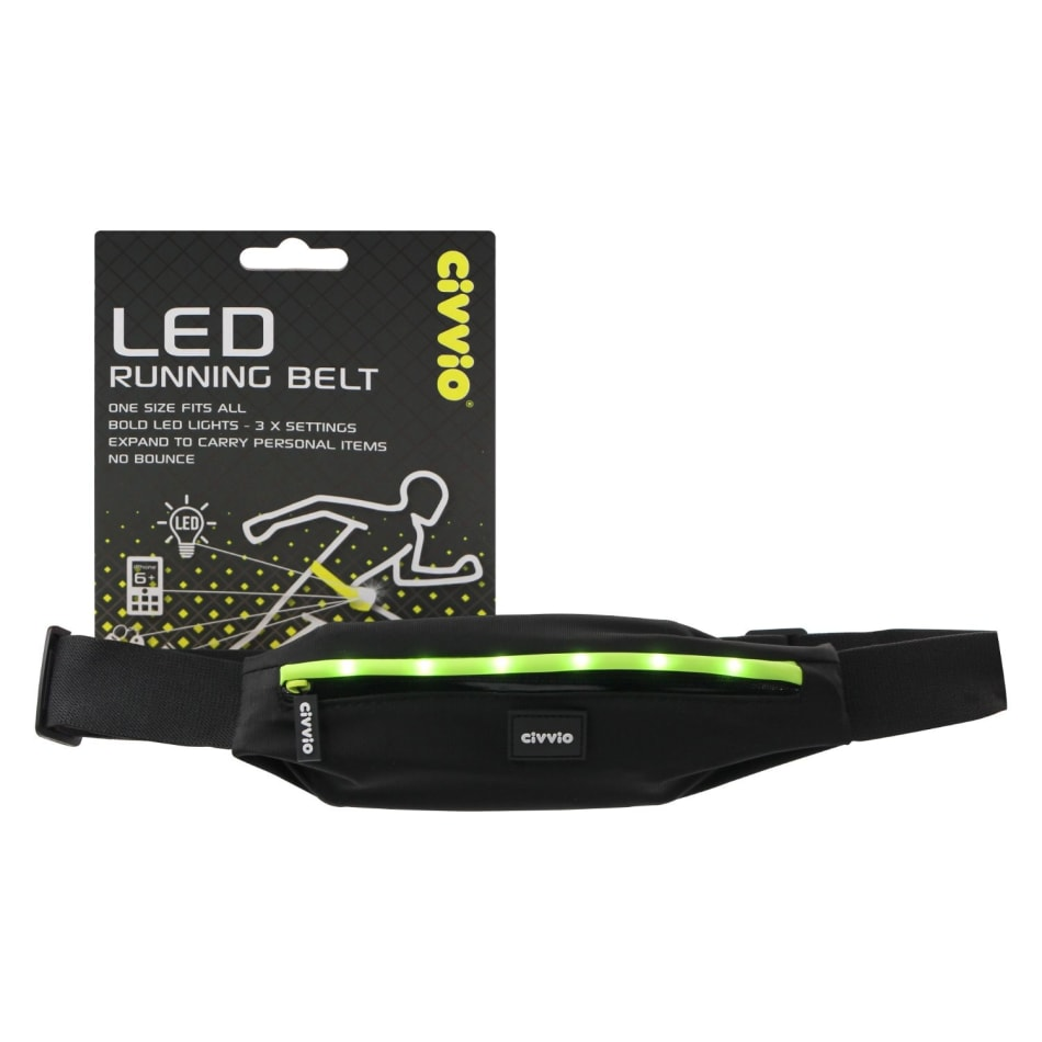 Civvio LED Running Belt, product, variation 1