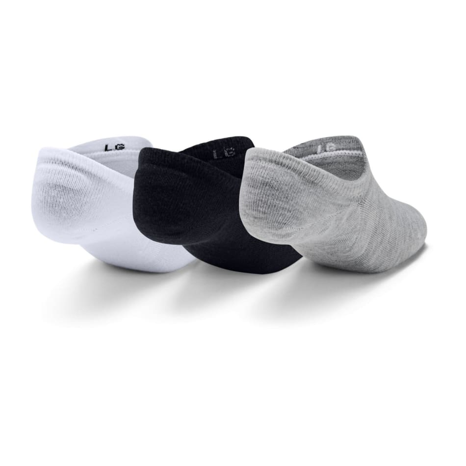 Under Armour Ultra Lo Liner Sock 3 Pack Size (L), product, variation 2