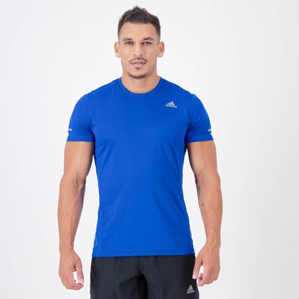 adidas Men's Run It Tee, product, variation 1