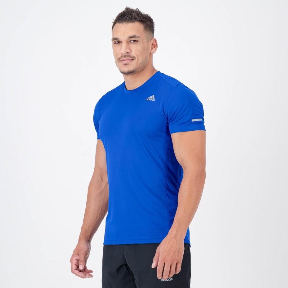 adidas Men's Run It Tee, product, variation 2