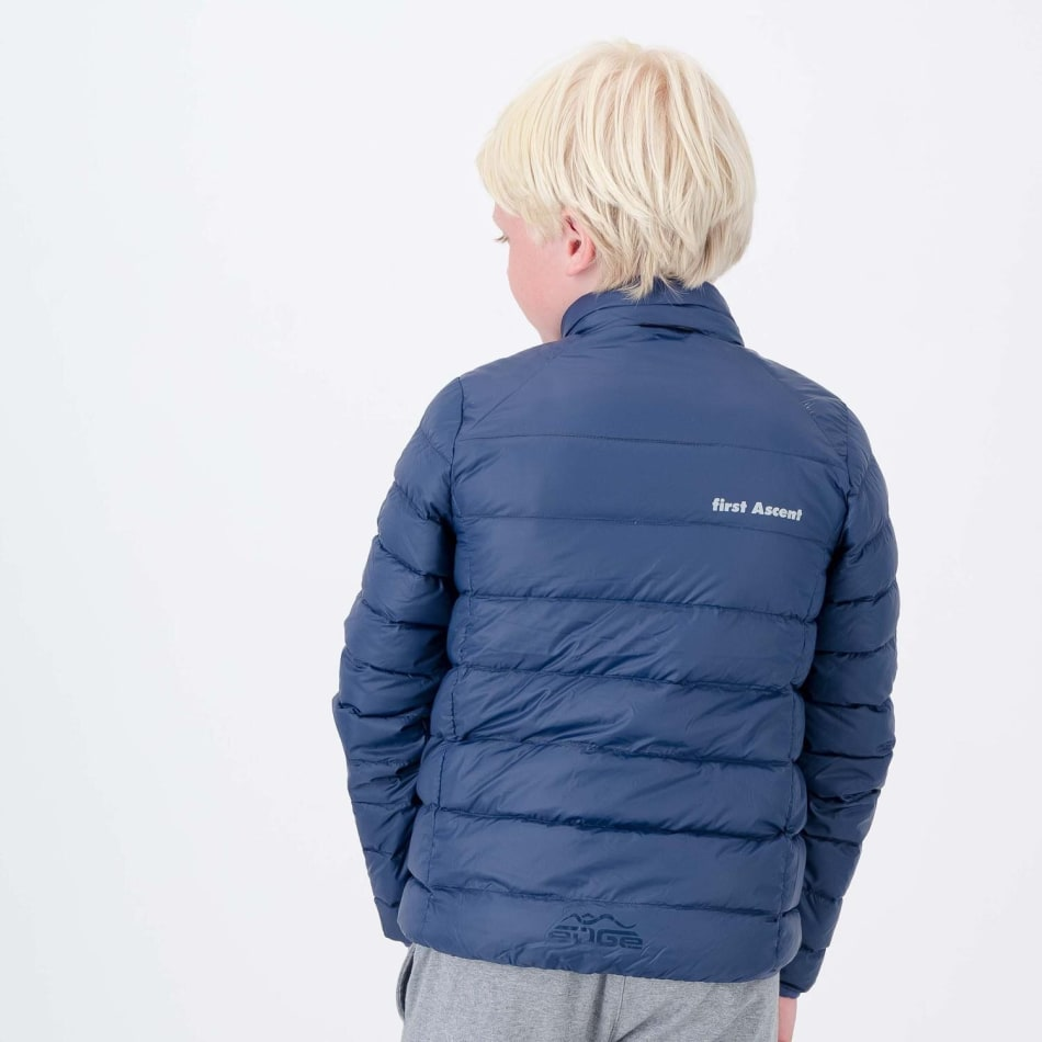 First Ascent Junior Transit Down Jacket, product, variation 4