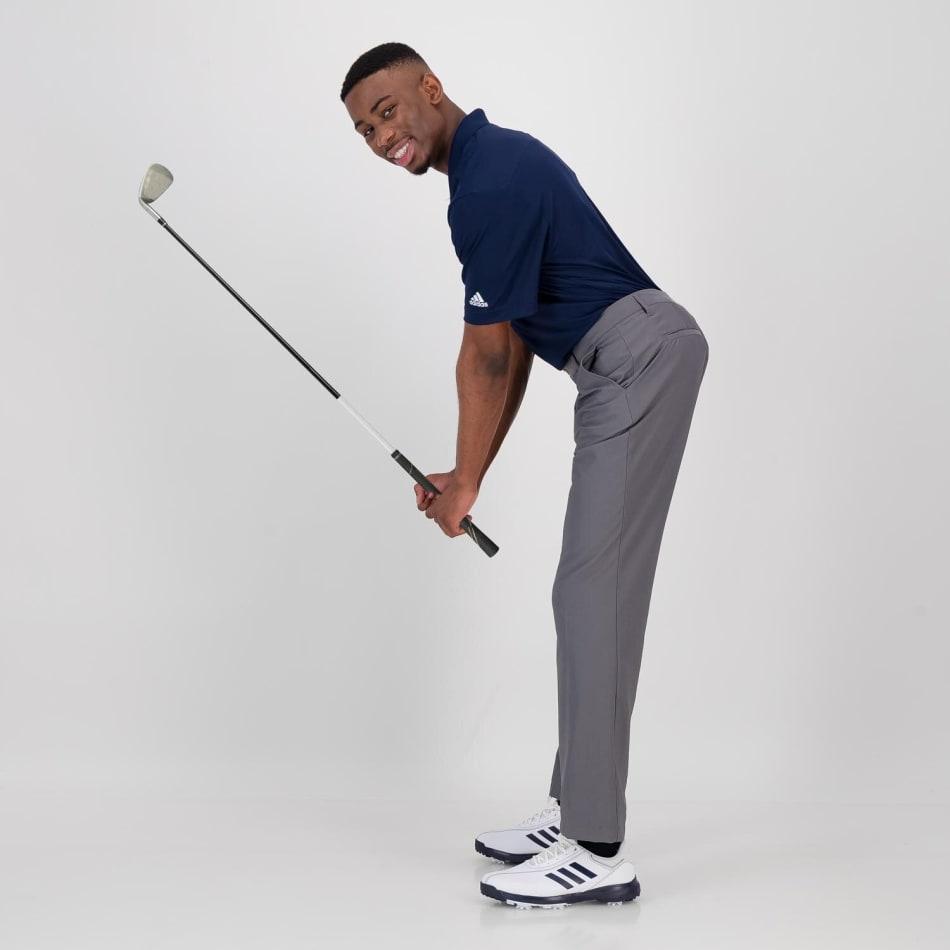 adidas Men's Golf 3 Stripe Polo, product, variation 6