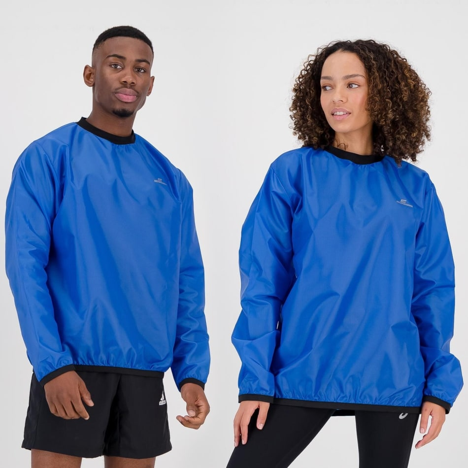 Second Skins Adult Foul Weather Run Top, product, variation 1