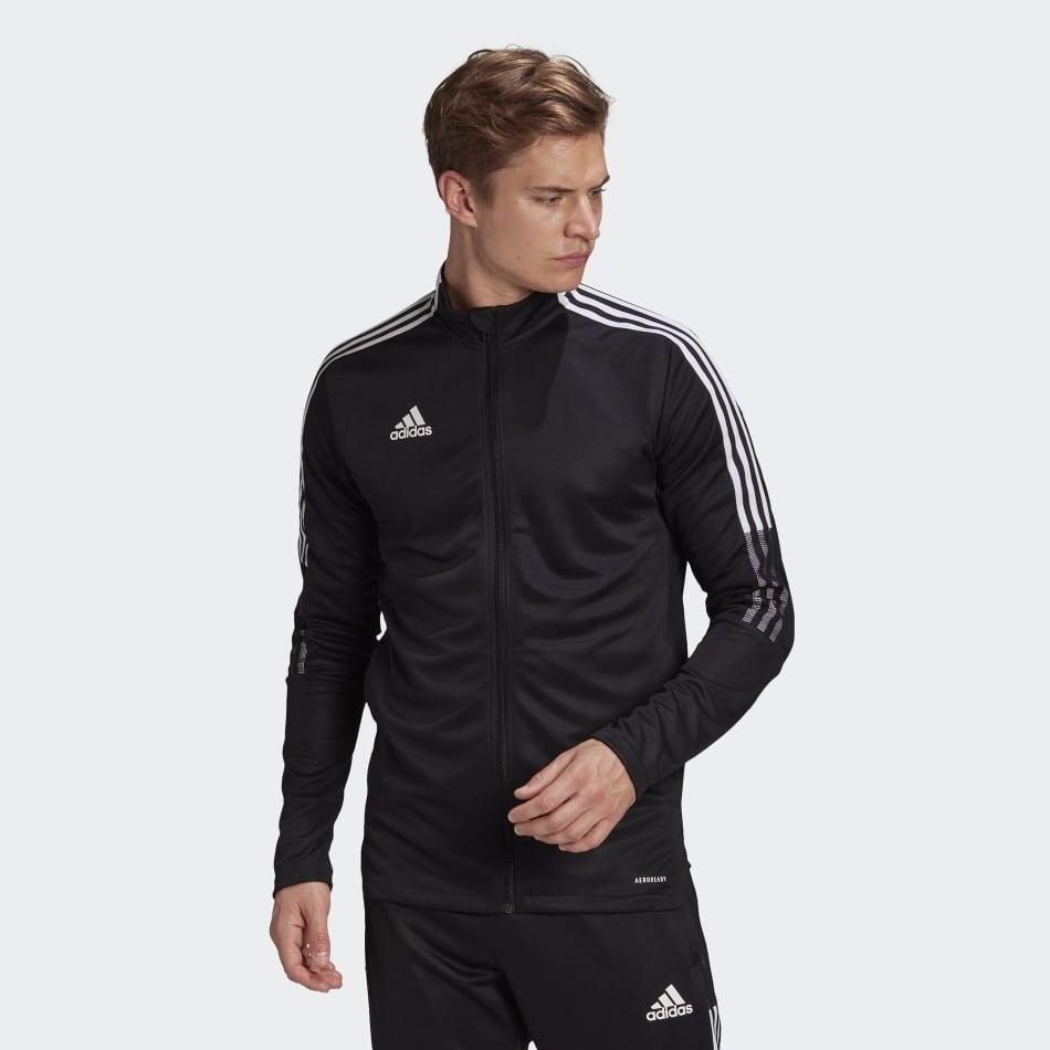 Adidas Men's Tiro21 Jacket, product, variation 1