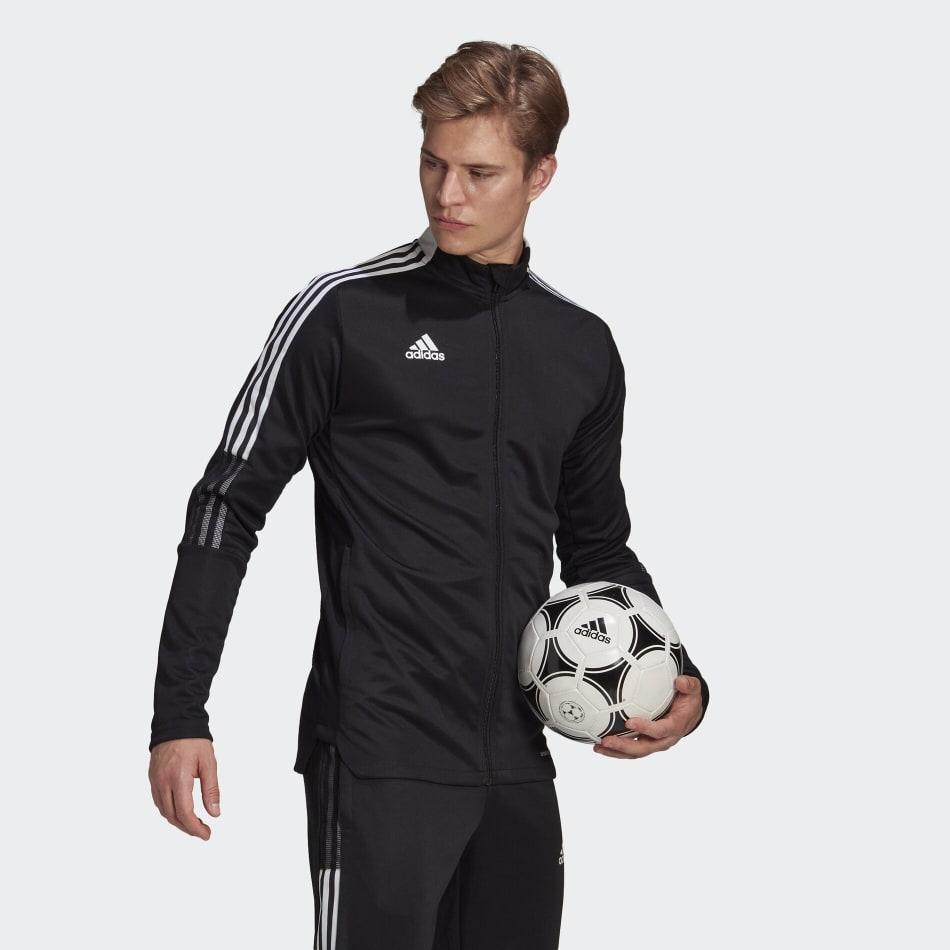 Adidas Men's Tiro21 Jacket, product, variation 2