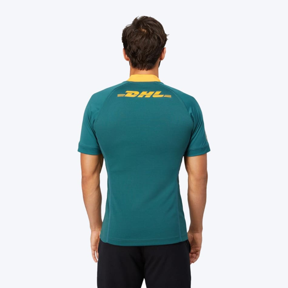 Springboks Men's 2021 BIL Tour Test Rugby Jersey, product, variation 2
