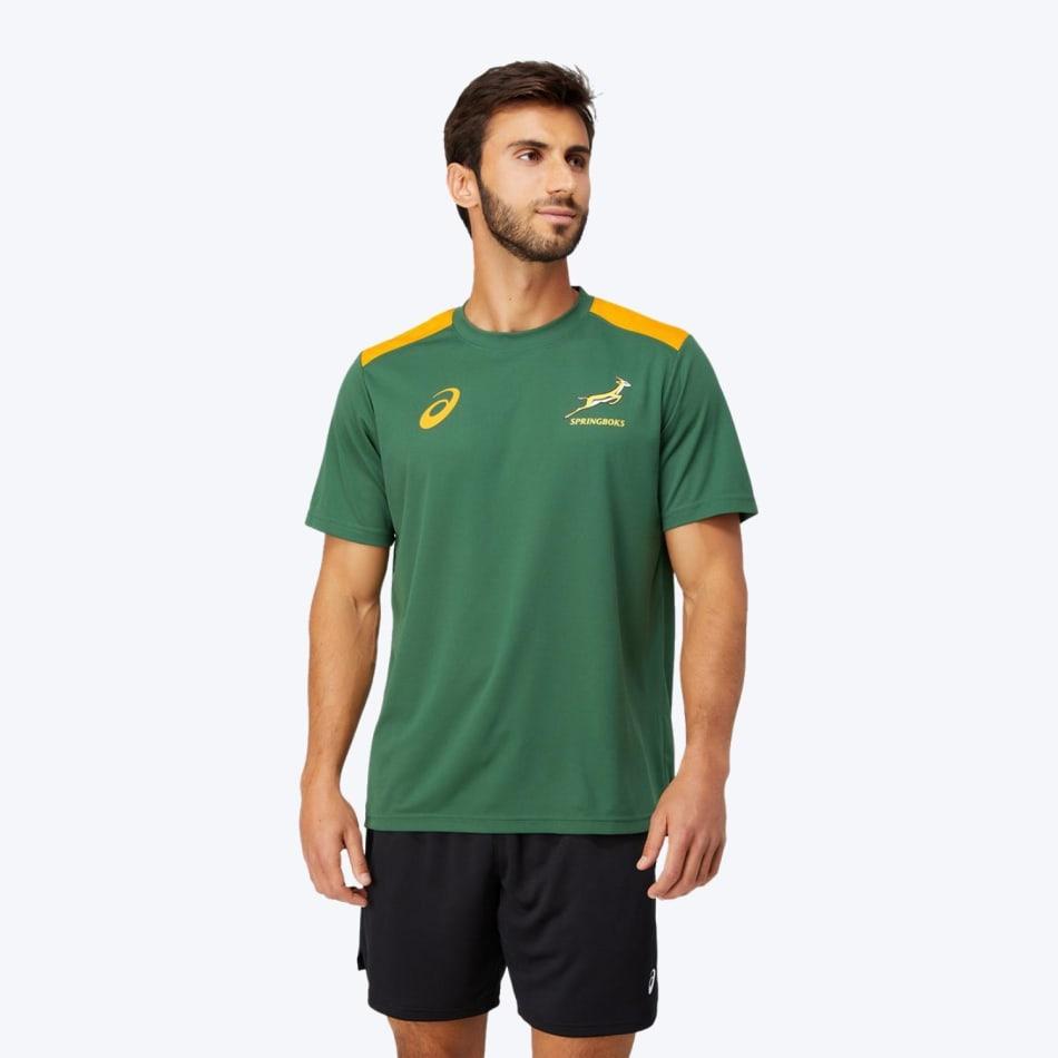 Springboks Men's 2021 Training Tee, product, variation 1