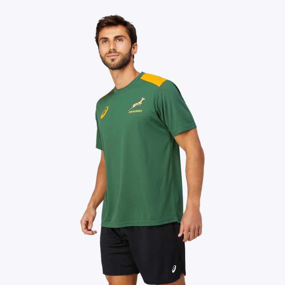 Springboks Men's 2021 Training Tee, product, variation 3