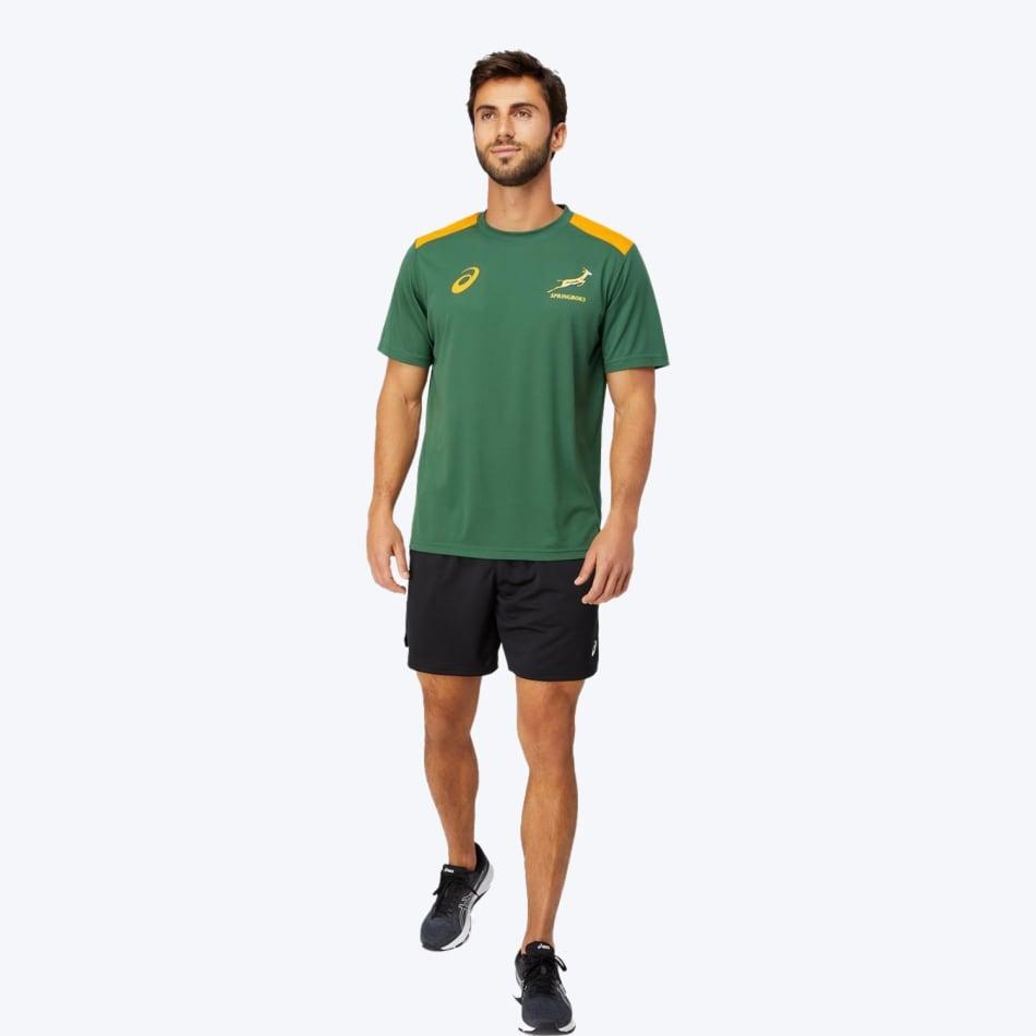 Springboks Men's 2021 Training Tee, product, variation 5