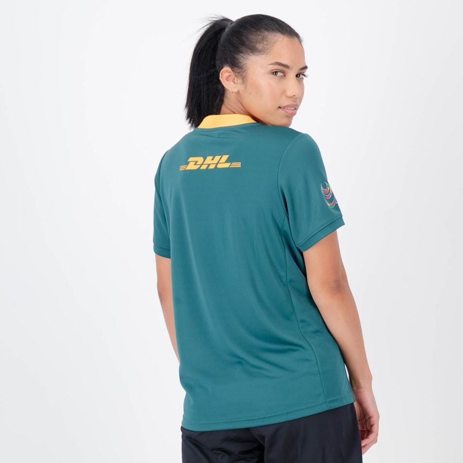 Springboks Women's 2021 BIL Tour Replica Jersey, product, variation 4