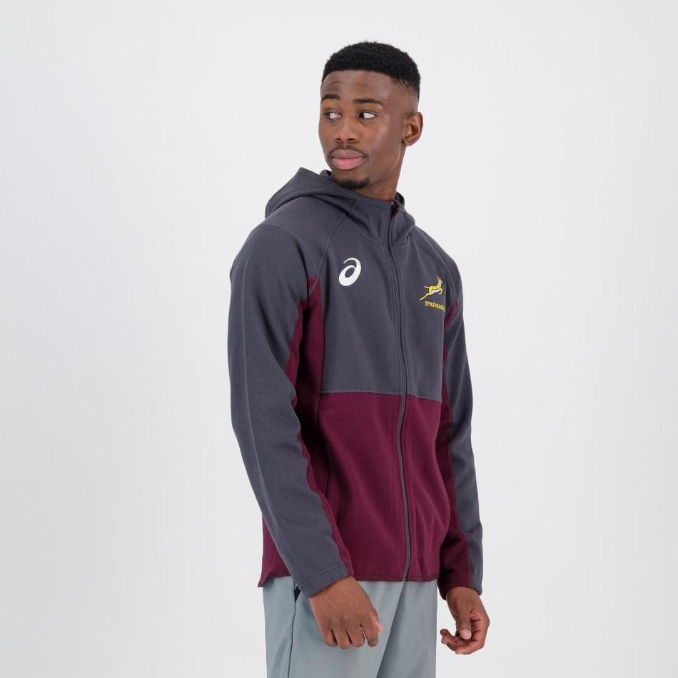 Springboks Men's 2021 Travel Hoodie, product, variation 3