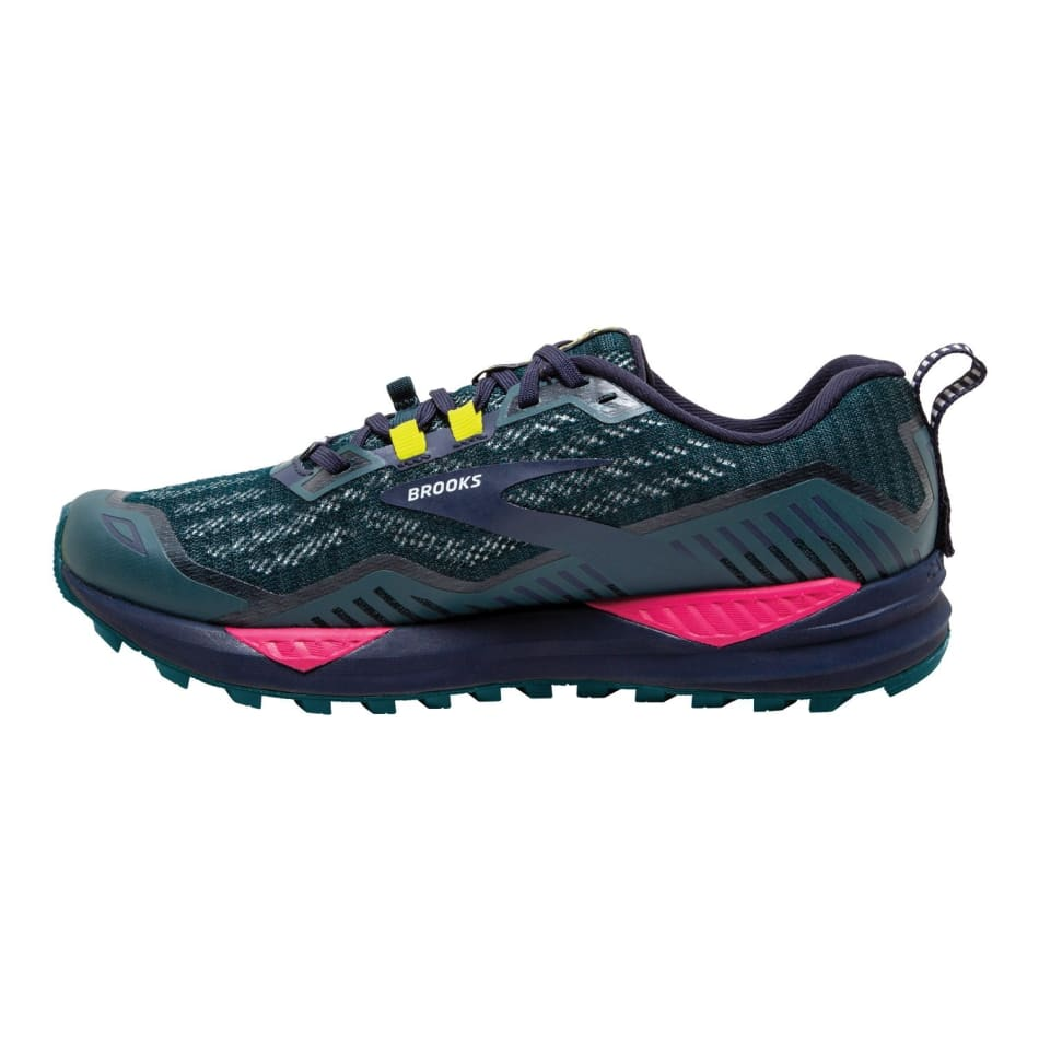 Brooks Women's Cascadia 15 Trail Running Shoes, product, variation 2