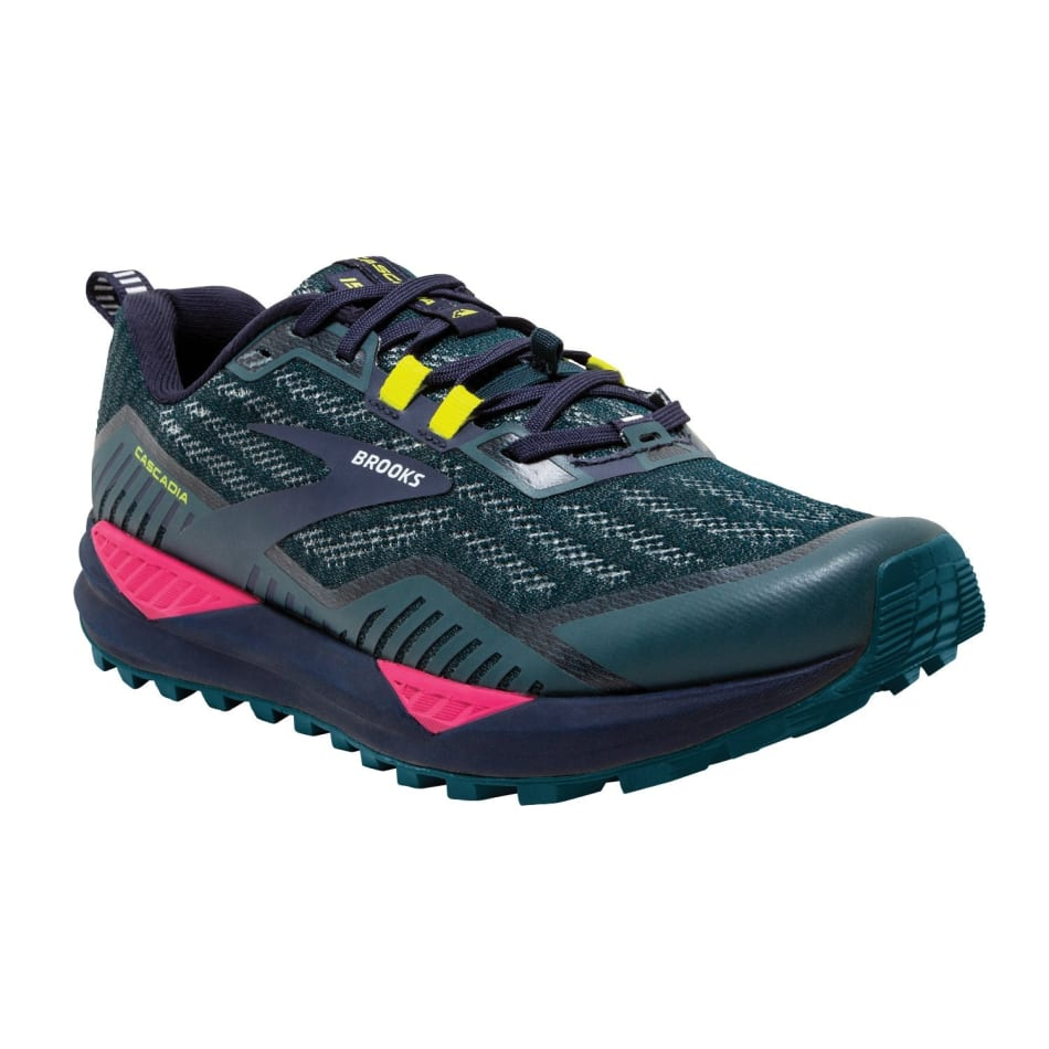 Brooks Women's Cascadia 15 Trail Running Shoes, product, variation 3