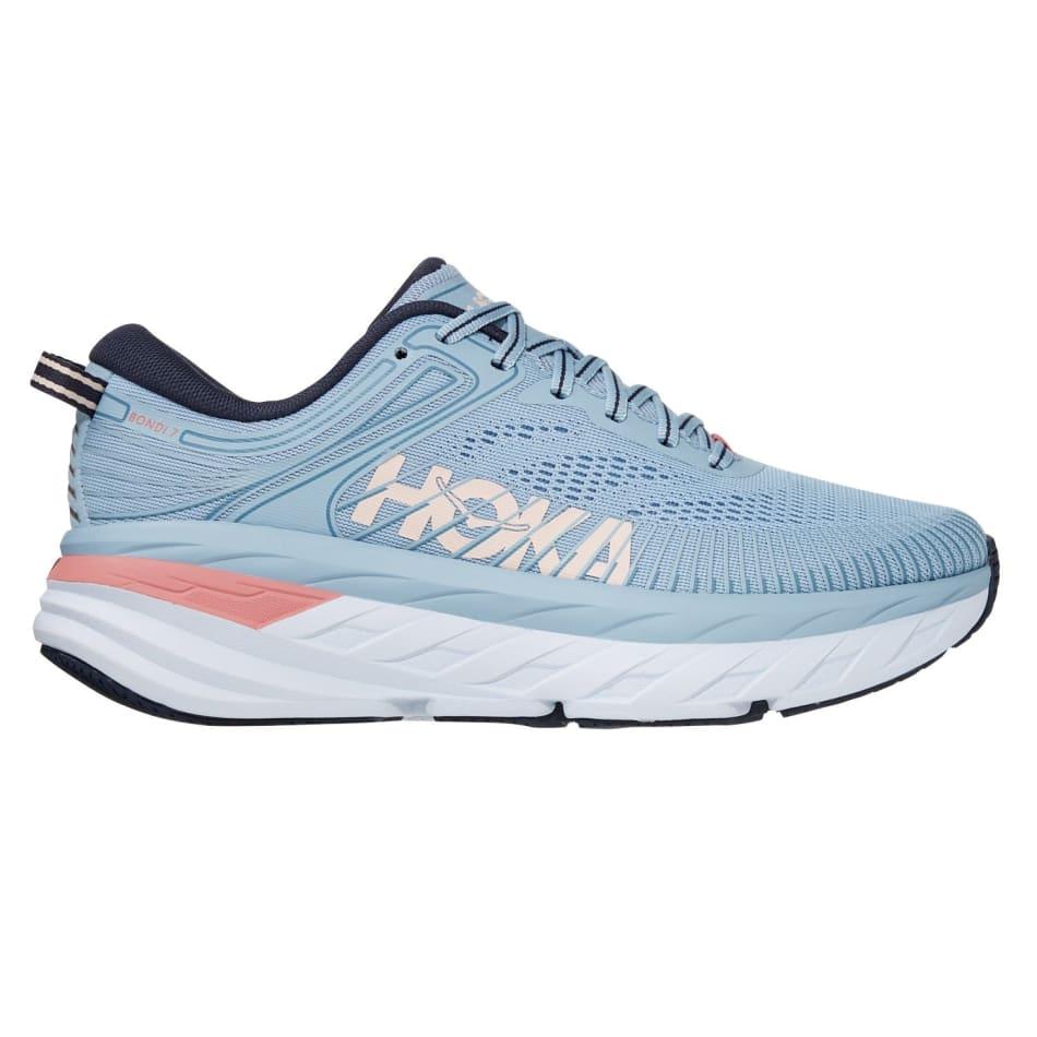 Hoka One One Women's Bondi 7 Road Running Shoes, product, variation 1